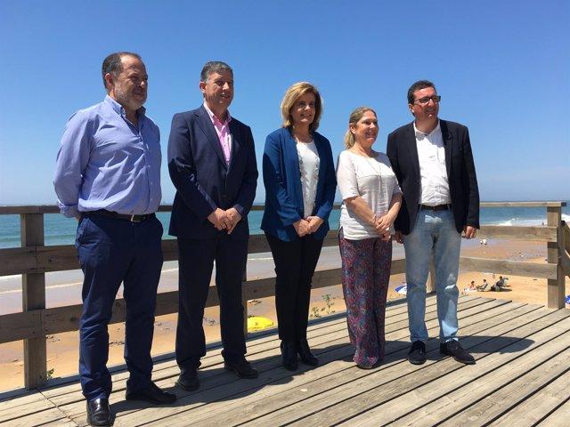 Presentación de candidatos del PP de Huelva el 26J