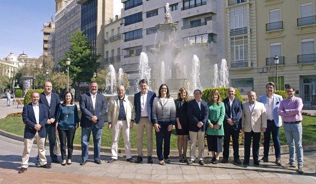 Presentación de la candidatura del PP de Granada al 26J