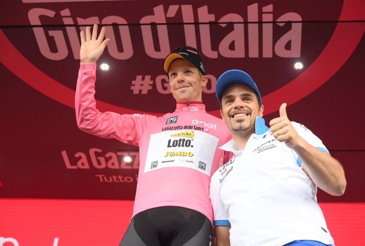 Steven Kruijswijk Giro