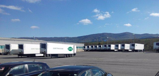 Centro logístico de GTO