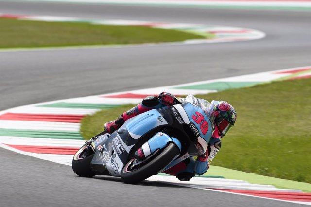 Luis Salom, Italian Moto2 2016