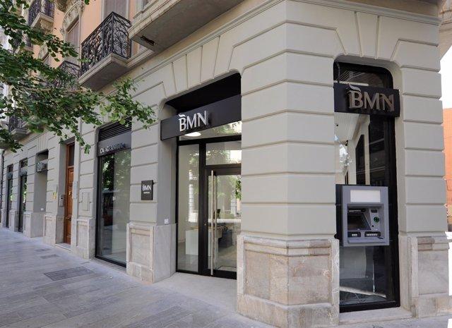 Centro de servicios financieros de CajaGranada