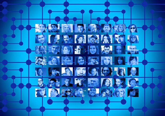 Facebook redes sociales red social contactos recurso social media