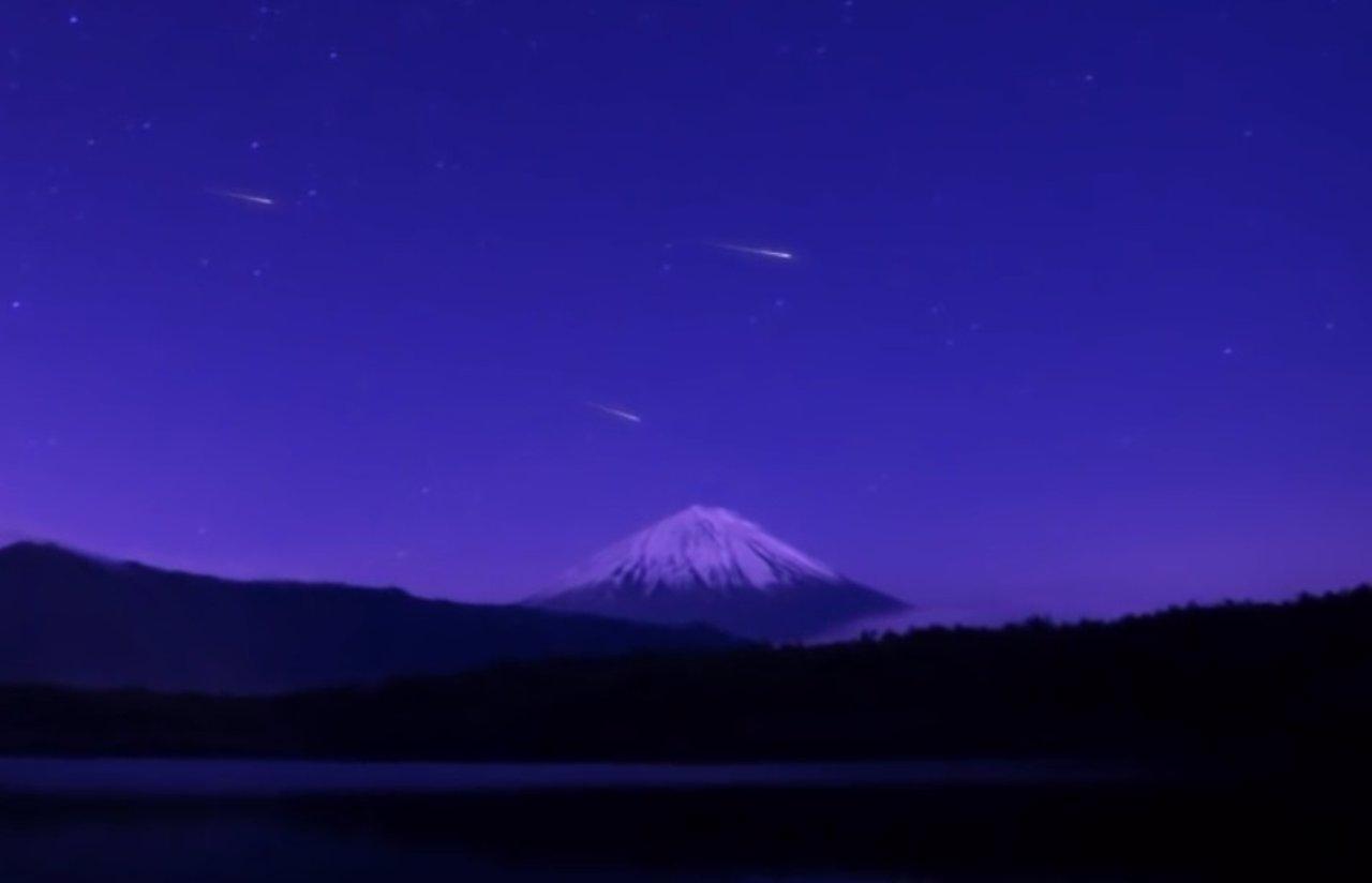 Japón planea meteoritos artificiales para sus olimpiadas
