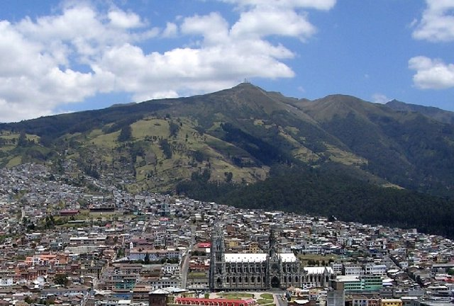 Btalla de Pichincha