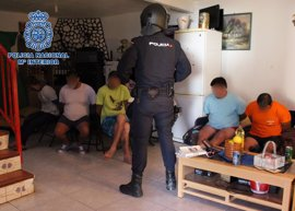 Desarticulado un grupo que robaba en el campo en Valencia, Cuenca y Albacete