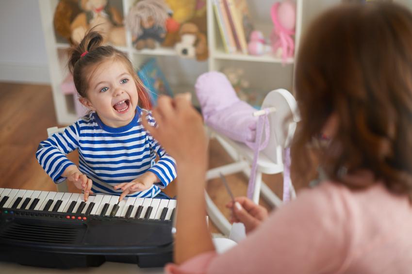Ejercicios para educar la voz de los niños