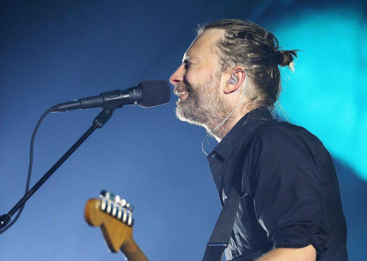 El compositor de Radiohead