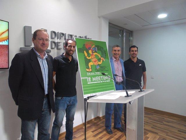 Presentación del XII Meeting Iberoamericano
