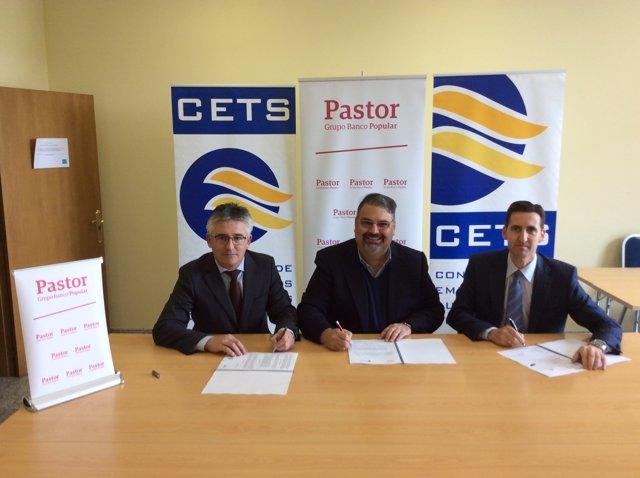 Acuerdo Pastor CETS