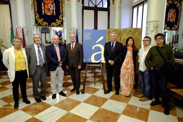 Premio Manuel Alcántara 2016