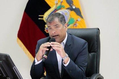 Correa destaca el crecimiento económico y la lucha contra la corrupción en Ecuador
