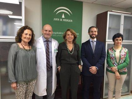 Quirón Sevilla con apoyo del Rocío acoge primera donación en asistolia en centro privado