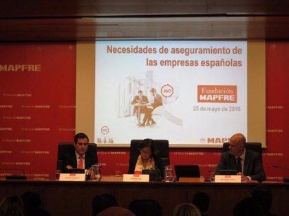 Un tercio de los riesgos empresariales no están cubiertos, según Mapfre