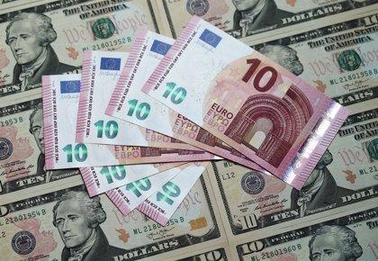 Cambios del euro del Banco Central Europeo del 25 de mayo de 2016