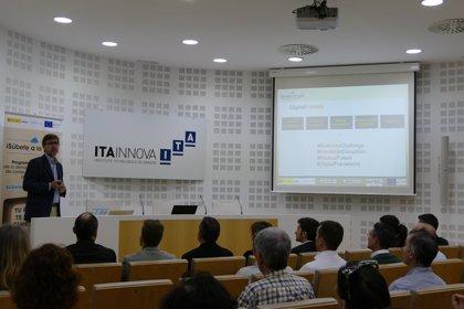 El Centro Demostrador TIC de Logística forma a pymes y autónomos de Aragón