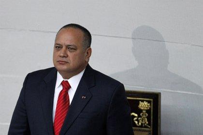 """Cabello dice que Rivera ha ido a Venezuela a """"hacer el ridículo"""""""