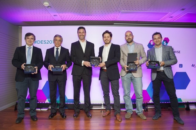 Premios European Digital Mindset Awards