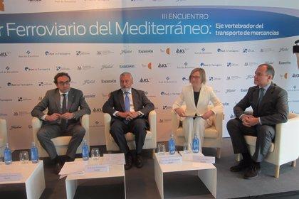 Fomento declina el coordinador del Corredor Mediterráneo y el Govern reprocha incumplimientos