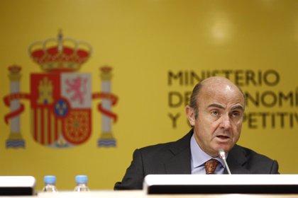 """Guindos, sobre la multa a España por el déficit: """"No va a haber ningún tipo de sanción"""""""