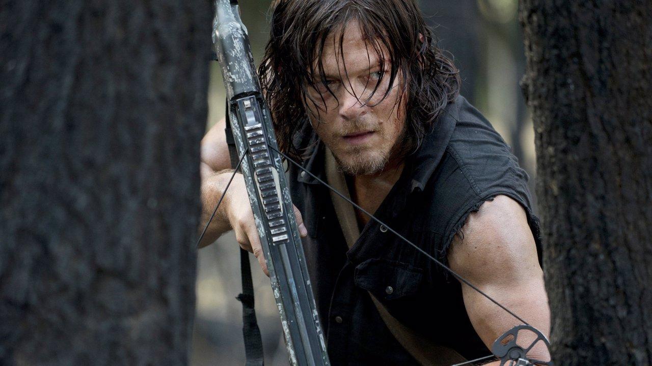 Norman Reedus es Daryl Dixon en The Walking Dead