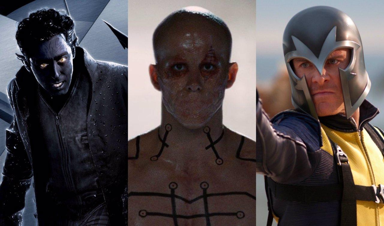 Collage peores momentos saga X-Men
