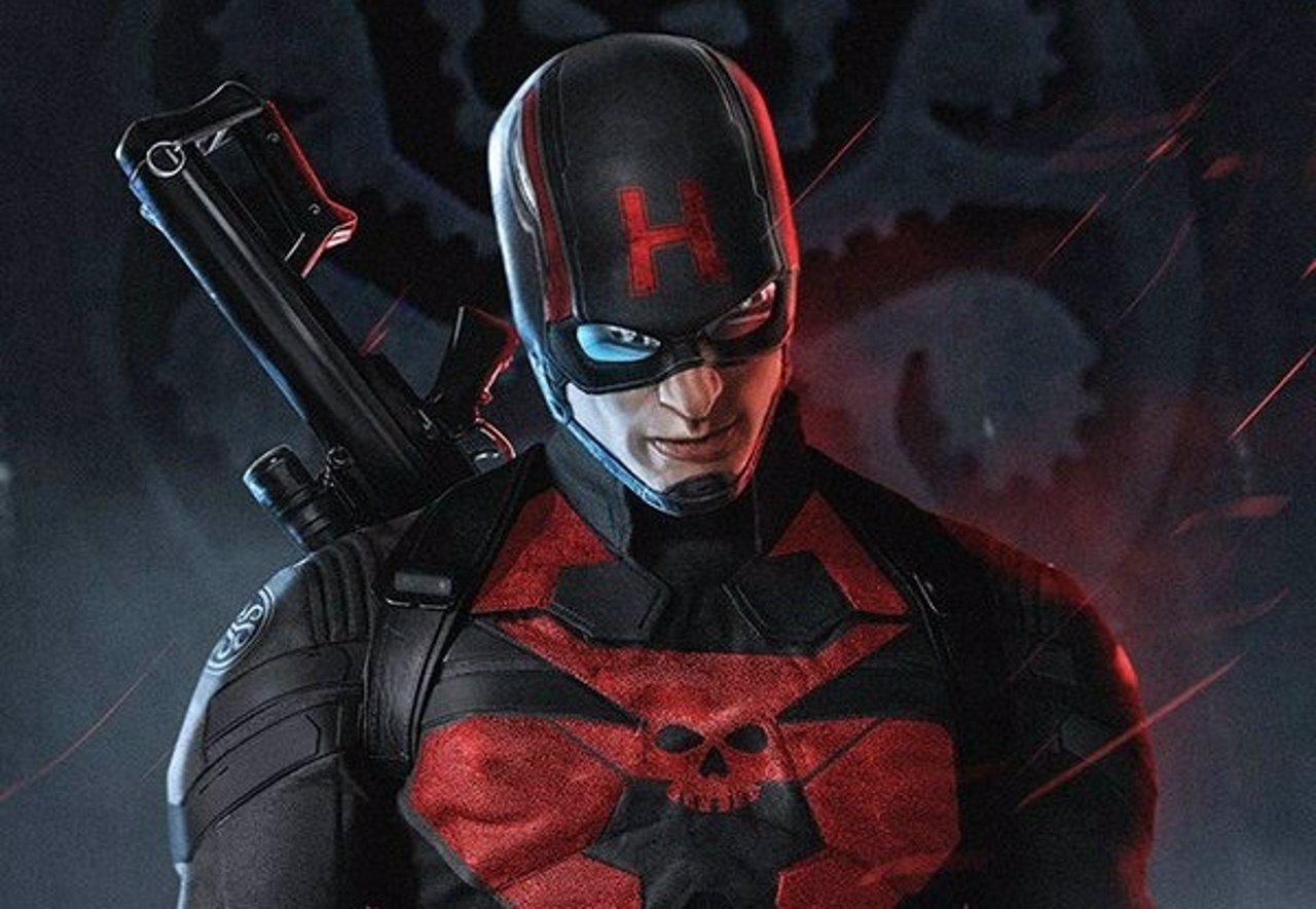 Capitán América Hydra