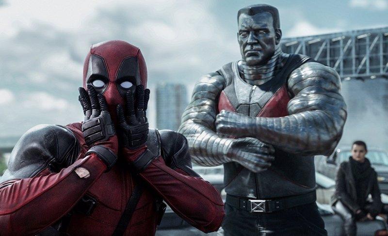 Deadpool recicló planos de X-Men 3