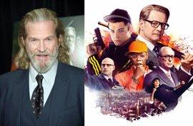 Jeff Bridges se une a Kingsman 2