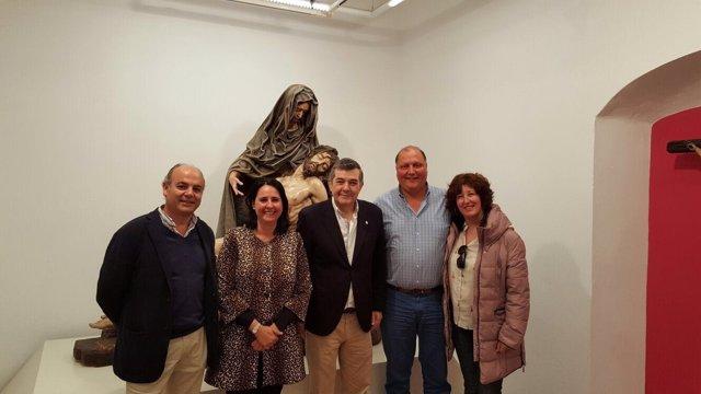 Ortega Bru, Hijo Predilecto de la Comarca del Campo de Gibraltar