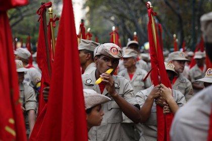 Cuatro detenidos por el asesinato de un excomandante de la Milicia Bolivariana