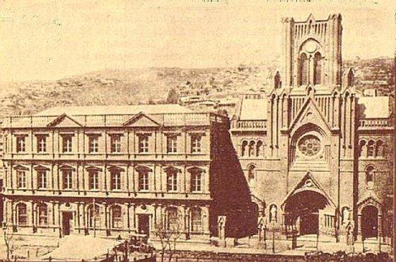 Colegio Sagrados Corazones Valparaíso