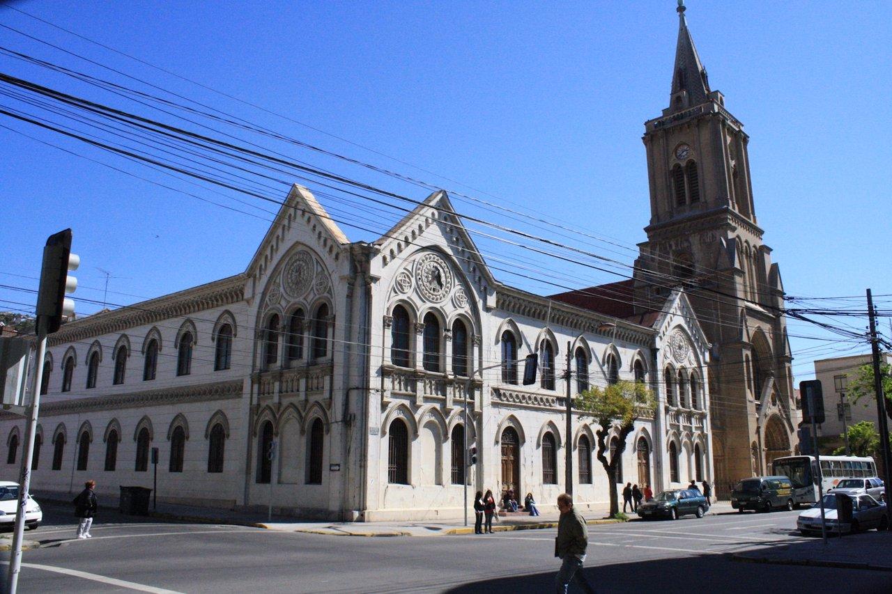 Colegio de los Sagrados Corazones de Valparaíso
