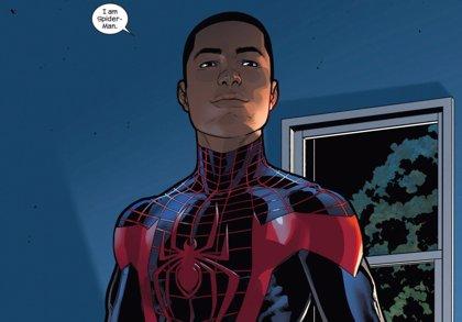 ¿Será Miles Morales el protagonista de la nueva película de animación de Spiderman?