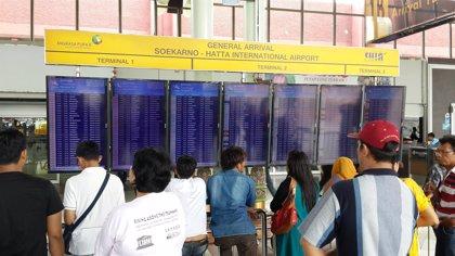 Indra instala en el aeropuerto de Yakarta (Indonesia) su sistema de información de vuelos InShight