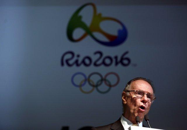 Carlos Nuzman, presidente de los Juegos de Río 2016
