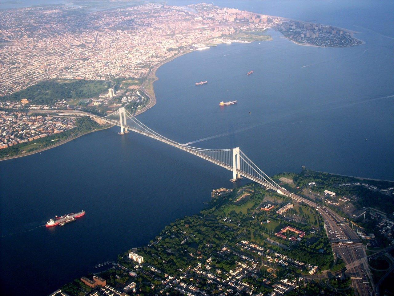 Los 10 puentes colgantes más grandes del mundo