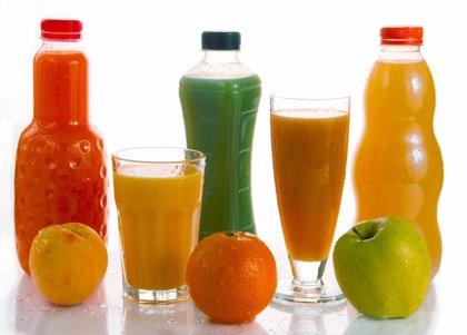 Cada español consumió en 2015 una media de 20,3 litros de zumo