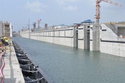 El nuevo Canal de Panamá empezará a realizar pruebas con buques en unos días