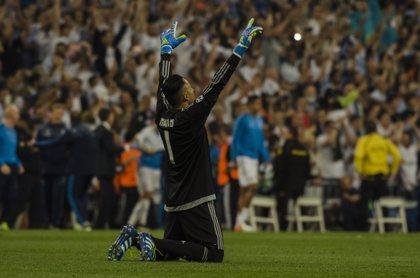 Peligra el debut de Keylor Navas en la Copa América Centenario