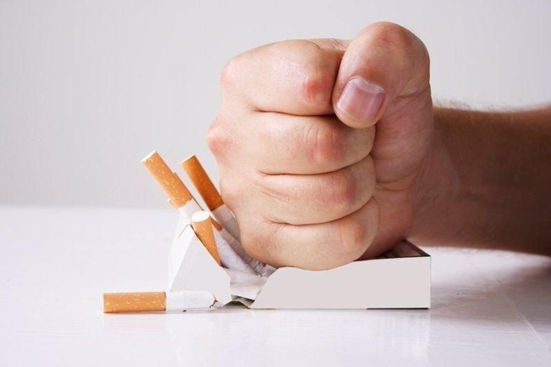 Que medicinas aceptar después de la renuncia del fumar