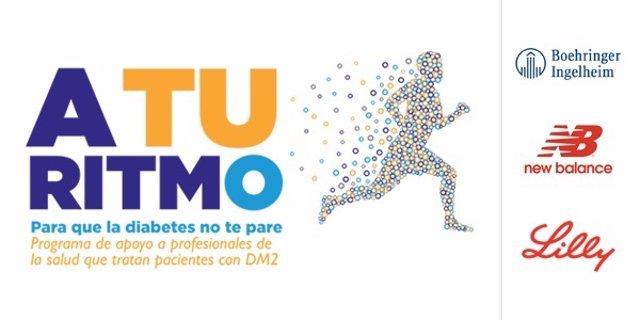 Logo campaña 'A tu Ritmo'