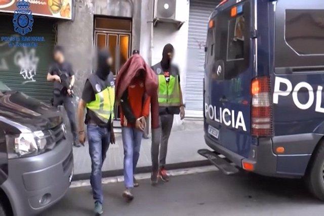 Detenido un paquistaní por propaganda yihadista
