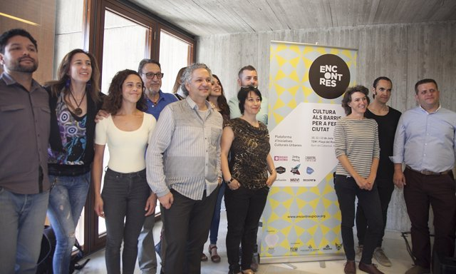 Plataforma d'iniciatives culturals urbanes