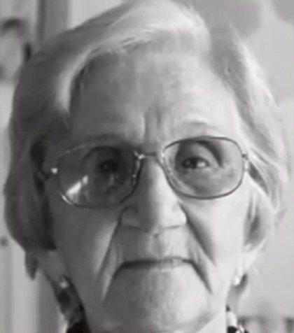 'Licha' de la Cuadra, primera presidenta de las Abuelas de la Plaza de Mayo