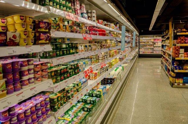 Consumo, precio, precios, IPC, supermercado, alimentos, compras, comprar