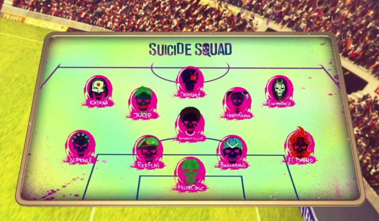 Escuadrón Suicida (Suicide Squad)