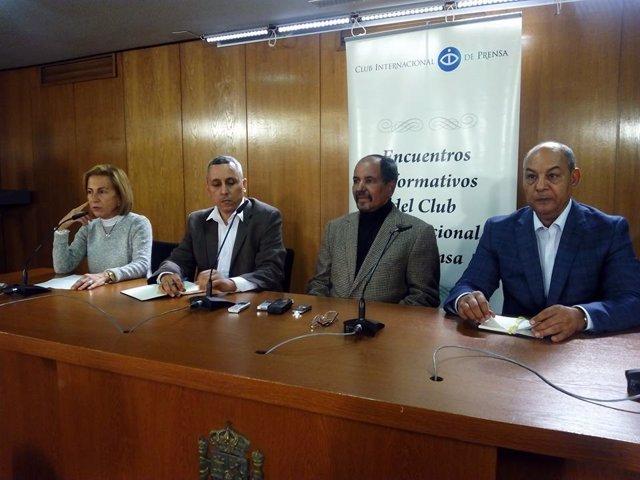 Presidente RASD y secretario general del Frente Polisario, Mohamed Abdelaziz