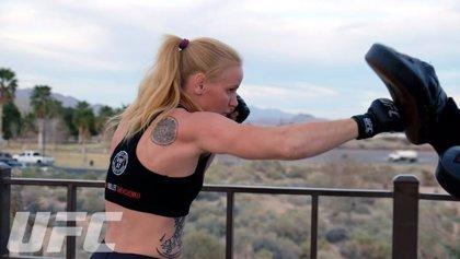 Un tiroteo en Perú envuelve a una luchadora de la UFC