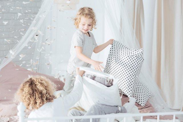 Cómo ayudar a los niños a conciliar el sueño